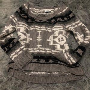Roxy knit super cute sweater top